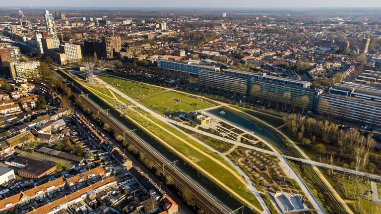 Het Tilburgse Spoorpark is decor van een gloednieuw festival.