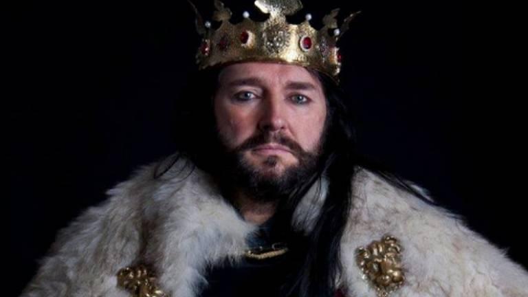 'Leve de koning!'