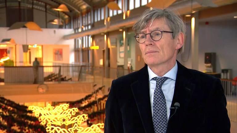 Ziekenhuisbaas Bart Berden.
