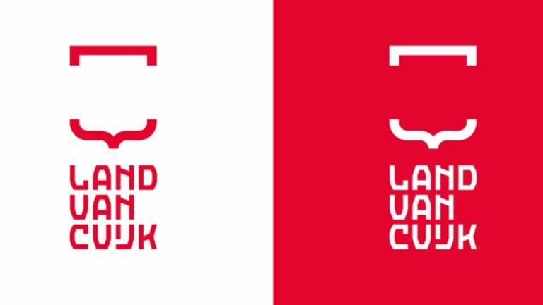 Het logo van het Land van Cuijk.