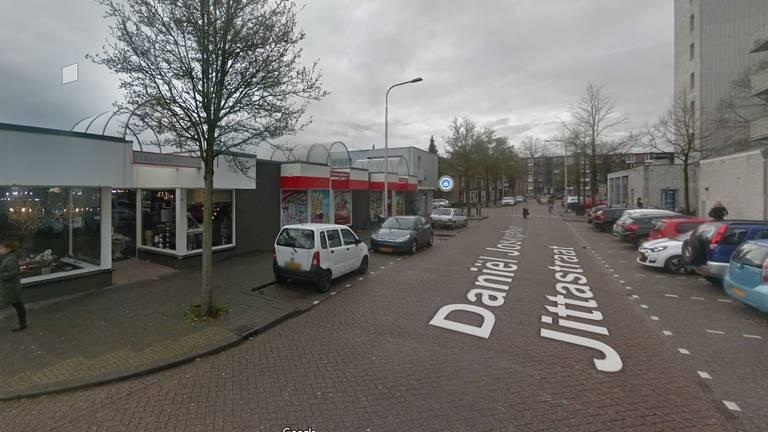 De man ging er met de auto vandoor (foto: Google Streetview).