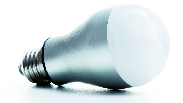 Een ledlamp.