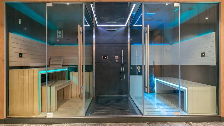 De wellnesskelder (foto: Van den Berk & Kerkhof Makelaars).