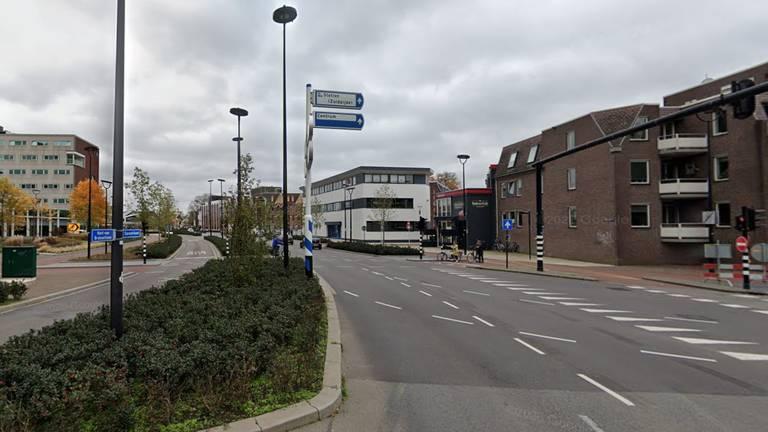 De Spoorlaan in Tilburg (foto: Google Maps).