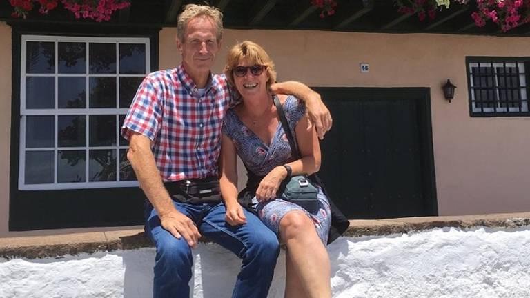Karel en Marja Brummer in betere tijden.