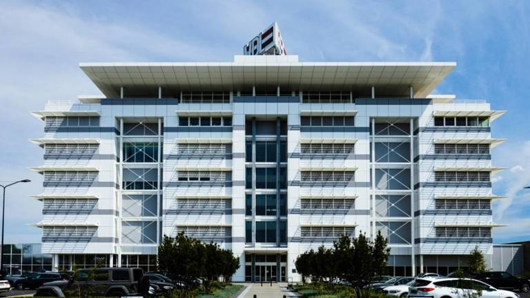 Het hoofdkantoor van VDL in Eindhoven.