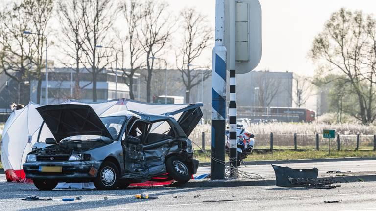 Dodelijk ongeluk in Tilburg