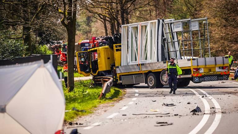 112 ongeluk Lieshout
