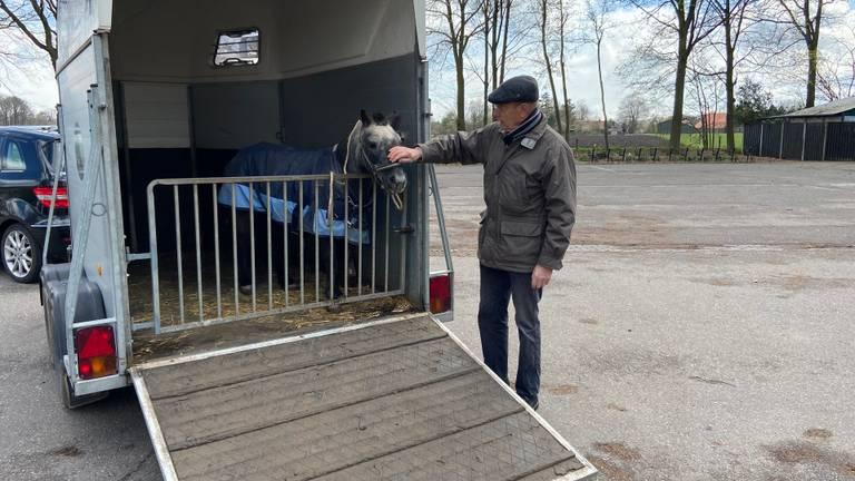 Hans krijgt geliefde pony weer terug
