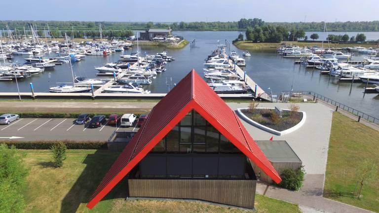 Jachthaven Biesbosch in Drimmelen (foto: Tessa van Kempen).