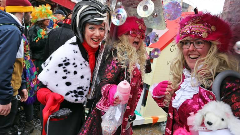 Carnaval in onbezorgde tijden (Archieffoto: Karin Kamp)