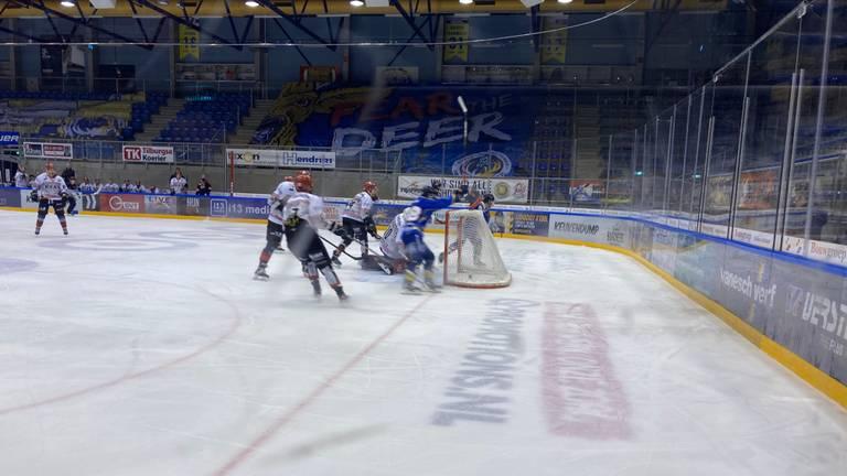 Tilburg Trappers mag weer wedstrijden spelen