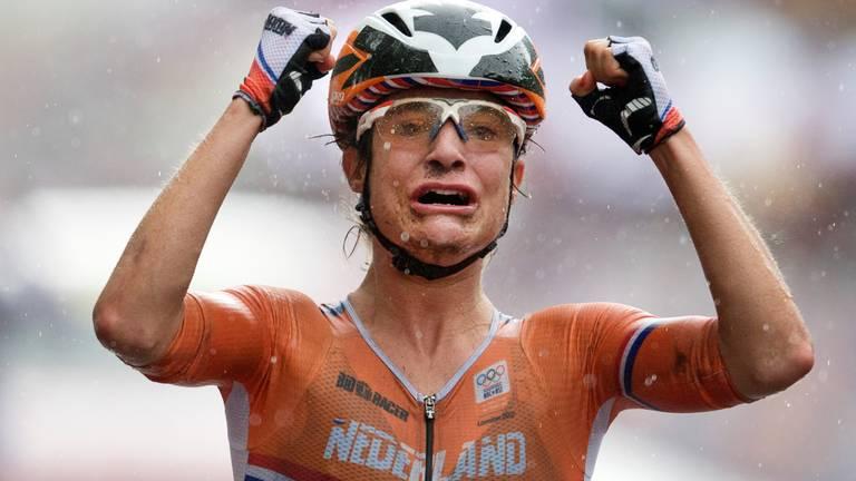 In 2012 won Marianne Vos de wegwedstrijd bij de Spelen in Londen