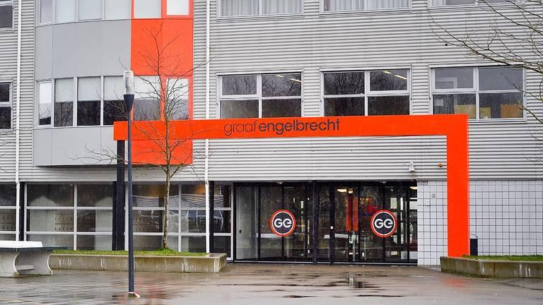 Het Graaf Engelbrecht College in Breda.