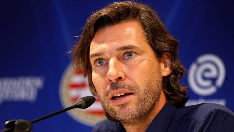 John de Jong blijft Technisch Manager PSV