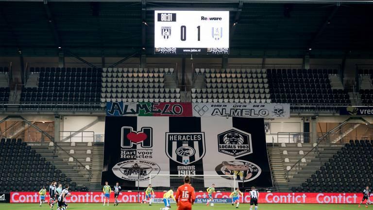 RKC wint met 0-1 op bezoek bij Heracles (Foto: ANP)