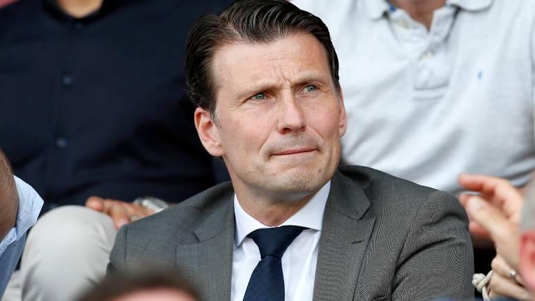 Justin Goetzee, interim-directeur FC Eindhoven (foto: HollandseHoogte).