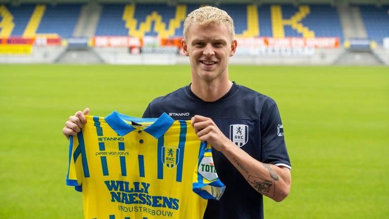 Jens Odgaard (foto: RKC Waalwijk).