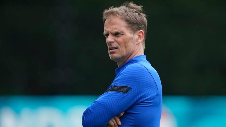 Frank de Boer (foto: Peter de Jong/AP).