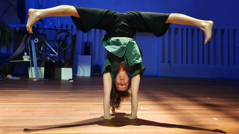 Elodie Dubuc uit Frankrijk