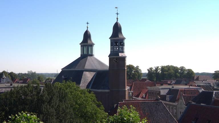 De Sint-Luciakerk in Ravenstein wordt aan de eredienst onttrokken.