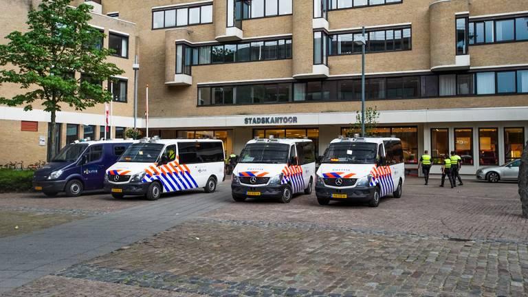 De ME is vrijdag in groten getale aanwezig in Helmond.(foto: Dave Hendriks/SQ Vision Mediaprodukties)