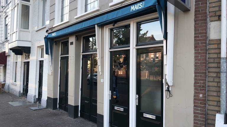 Café De Brug in Breda.