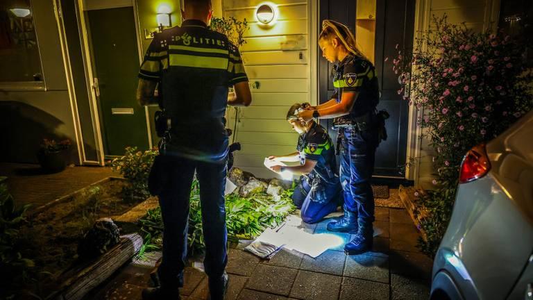 De politie hoopt dat getuigen van wat er gebeurd is in Eindhoven zich willen melden (foto: Sem van Rijssel/SQ Vision).