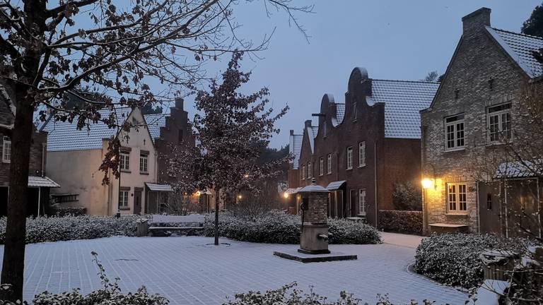 Weekendgasten van Bosrijk in De Efteling konden hun lol op (foto: Angelique Hoogeveen).