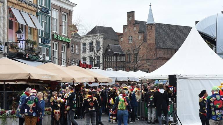 D'n Elfde van d'n Elfde in 2019 (Foto: Henk van Esch).