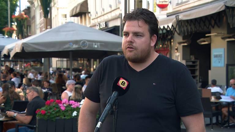 Johan de Vos (foto: Birgit Verhoeven).
