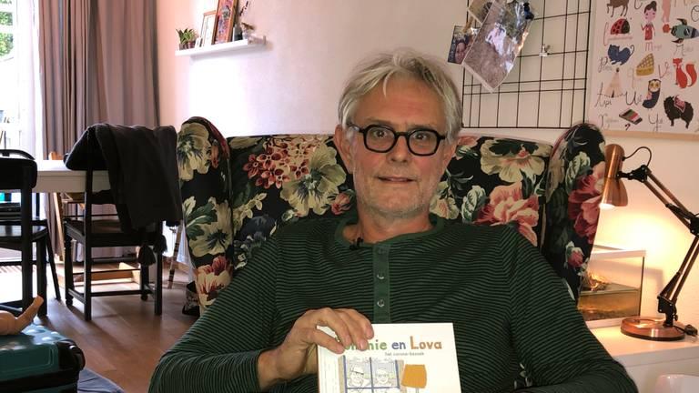 Opa Cees schreef een kinderboekje over de eerste coronagolf.