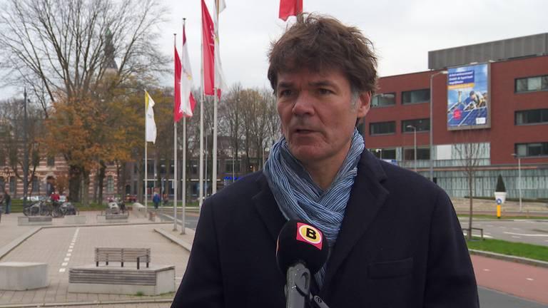Paul Depla houdt gemengde gevoelens over aan deze dinsdag (foto: Omroep Brabant).