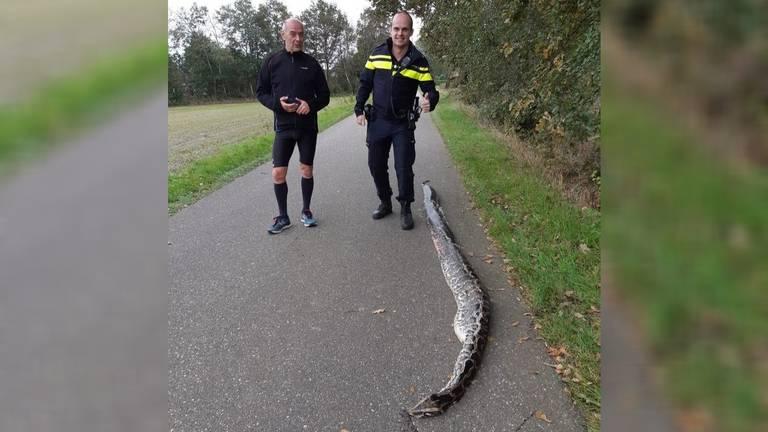 Foto: politieteam Weerijs.