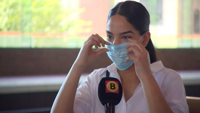 Sinds 1 juni zijn reizigers in het openbaar vervoer verplicht een mondkapje te dragen.
