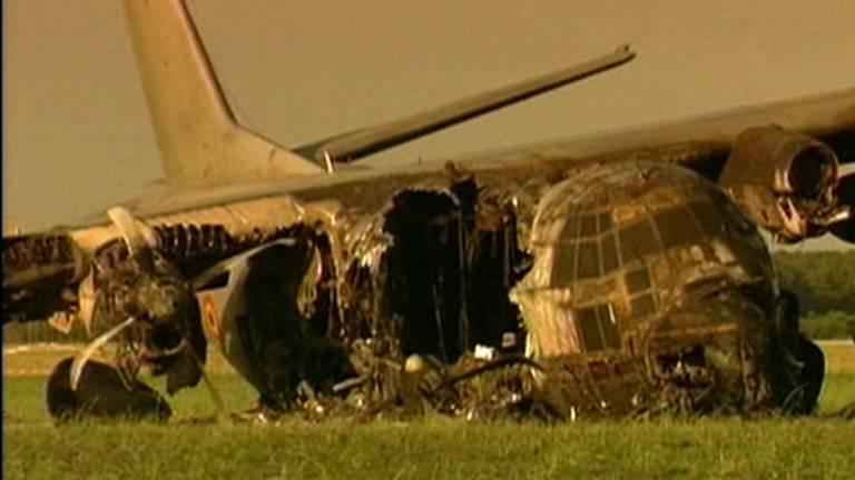 De Herculesramp is donderdag precies 25 jaar geleden.