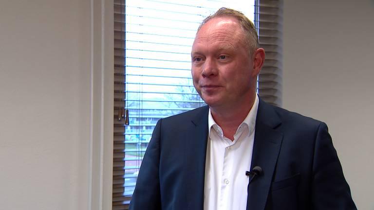 Indoor Brabant directeur Marcel Hunze