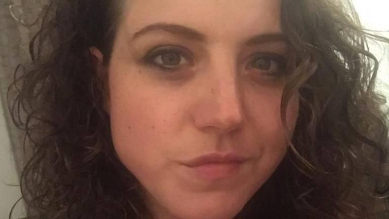 Lisette (30) uit Breda werkt als escort. (privéfoto)