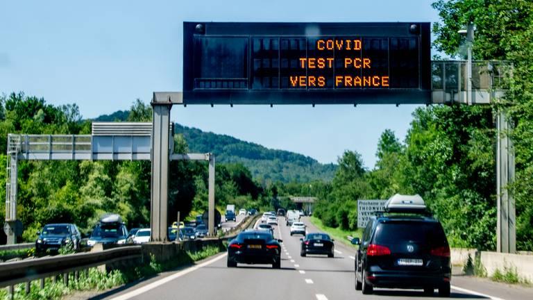 Frankrijk verwacht weer meer vakantiegangers (foto: ANP 2021/Robin Utrecht).