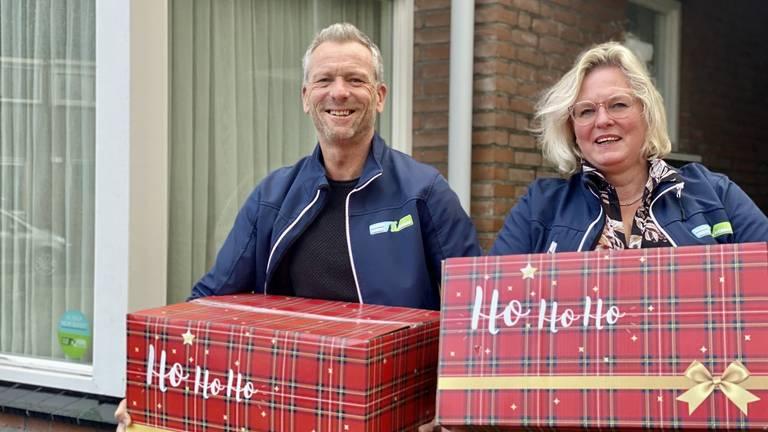Alexander van Weert en Jeanne-Marie Cantineau van Alles Voor Mekaar (foto: Jan Peels)