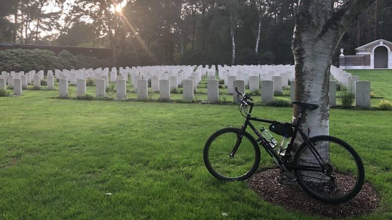 Mierlo War Cemetery (foto: Perry Vermeulen).