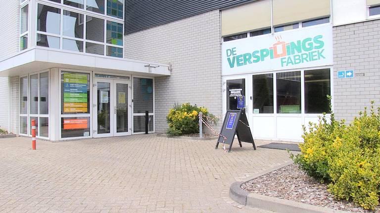 De Verspillingsfabriek in Veghel. (foto: Tessel Linders)