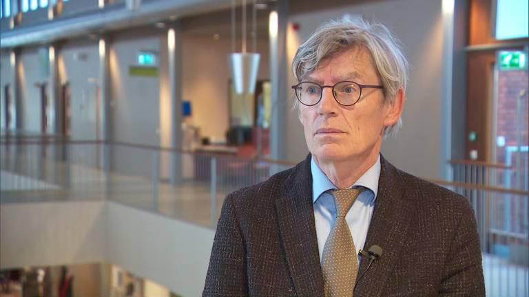 Bart Berden is voorzitter van de ROAZ. (Foto: Omroep Brabant)