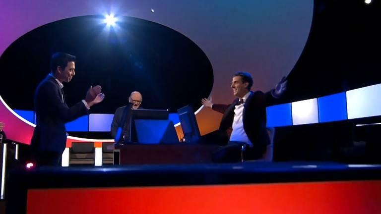 Rob Kemps wint De Slimste Mens (foto: De Slimste Mens).