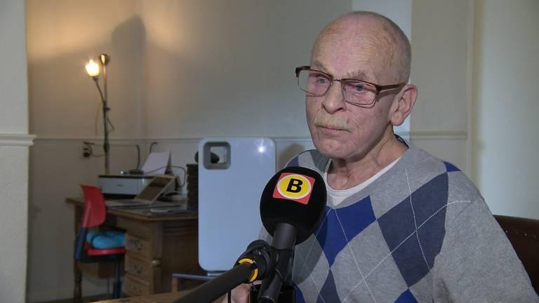 Jan Lormans is 70 maar begint gewoon een nieuwe carrière