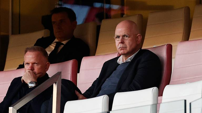 PSV-directeur Toon Gerbrands (foto: ANP).