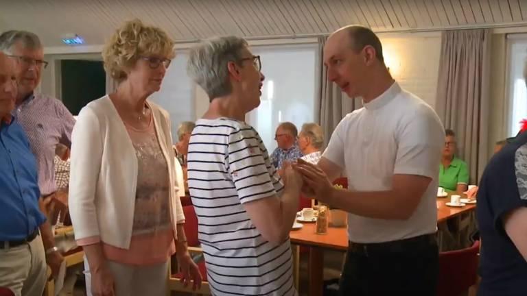 Geoffrey de Jong verliet Liempde voor Laarbeek.