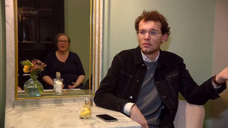 Machiel Ouwerkerk blij met doventolk tijdens coronacrisis