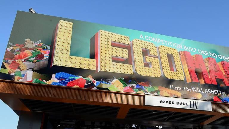 De winnaar van LEGO Masters is bekend (foto: Frank Micelotta/Fox/Picturegroup/REX).