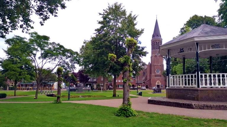 Het Park in Nuenen.